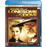 Return To Lonesome Dove (BLU-RAY)