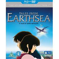 Tales From Earthsea (UK-import) (Blu-ray + DVD)