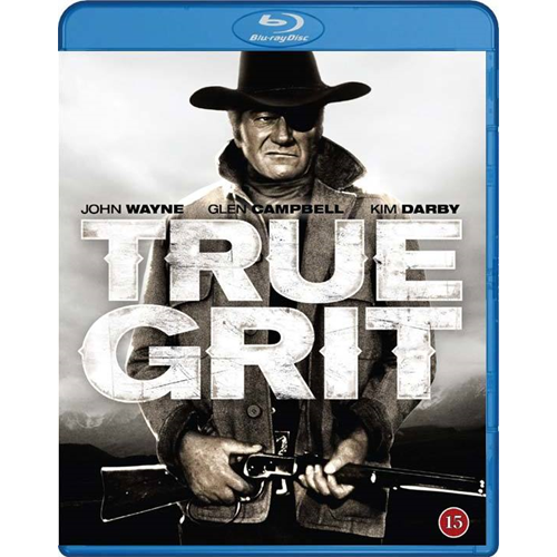 True Grit (1969) (BLU-RAY)