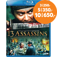 Produktbilde for 13 Assassins (BLU-RAY)
