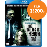 Produktbilde for 186 Dollars To Freedom (BLU-RAY)