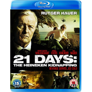 21 Days: The Heineken Kidnapping (UK-import) (BLU-RAY)