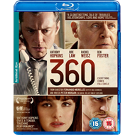 360 (UK-import) (BLU-RAY)