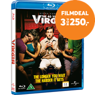 Produktbilde for 40 Year Old Virgin (BLU-RAY)