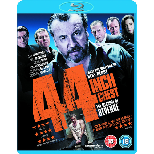 44 Inch Chest (UK-import) (BLU-RAY)