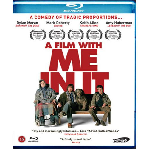 A Film With Me In It (BLU-RAY)