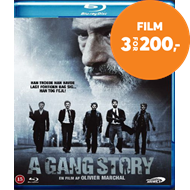 Produktbilde for A Gang Story (BLU-RAY)