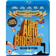 A Liar's Autobiography: The Untrue Story Of Monty Python's Graham Chapman (UK-import) (BLU-RAY)