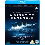 A Night To Remember (UK-import) (BLU-RAY)