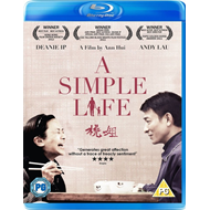 A Simple Life (UK-import) (BLU-RAY)