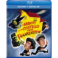 Abbott & Costello Meet Frankenstein (BLU-RAY)