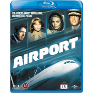 Produktbilde for Airport (BLU-RAY)