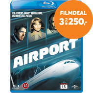 Produktbilde for Airport (DK-import) (BLU-RAY)