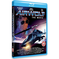 Airwolf - The Movie (UK-import) (BLU-RAY)