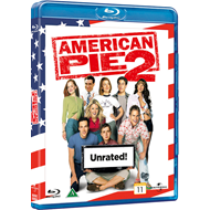 American Pie 2 - Unrated (BLU-RAY)