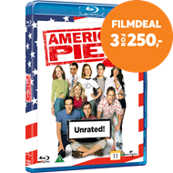 Produktbilde for American Pie 2 - Unrated (BLU-RAY)