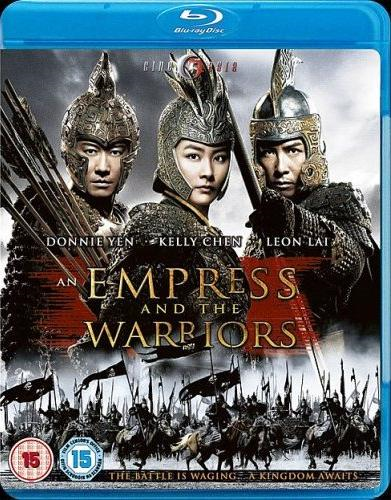 An Empress & The Warriors (UK-import) (BLU-RAY)