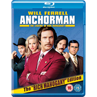 Anchorman: The Legend Of Ron Burgundy - The Rich Mahogany Edition (UK-import) (BLU-RAY)