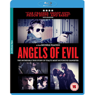 Angels Of Evil (UK-import) (BLU-RAY)
