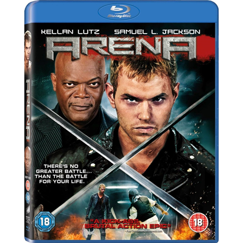 Arena (UK-import) (BLU-RAY)