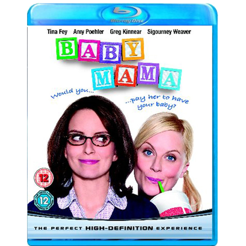 Baby Mama (UK-import) (BLU-RAY)