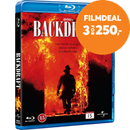 Produktbilde for Backdraft (BLU-RAY)
