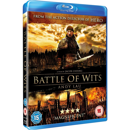 Battle Of Wits (UK-import) (BLU-RAY)