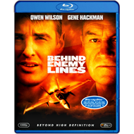 Behind Enemy Lines (UK-import) (BLU-RAY)