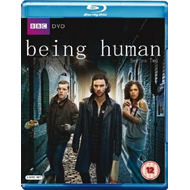 Being Human - Sesong 2 (UK-import) (BLU-RAY)