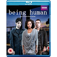 Being Human - Sesong 4 (UK-import) (BLU-RAY)