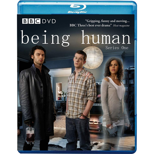 Being Human - Sesong 1 (UK-import) (BLU-RAY)