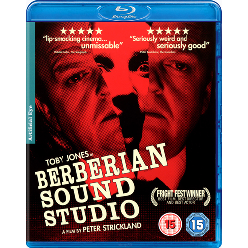 Berberian Sound Studio (UK-import) (BLU-RAY)