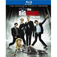 The Big Bang Theory - Sesong 4 (BLU-RAY)