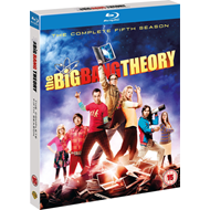 The Big Bang Theory - Sesong 5 (UK-import) (BLU-RAY)