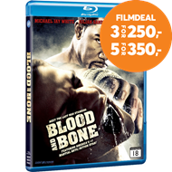 Produktbilde for Blood And Bone (BLU-RAY)