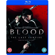 Blood - The Last Vampire (UK-import) (BLU-RAY)