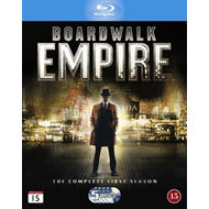 Boardwalk Empire - Sesong 1 (BLU-RAY)