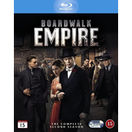 Boardwalk Empire - Sesong 2 (BLU-RAY)