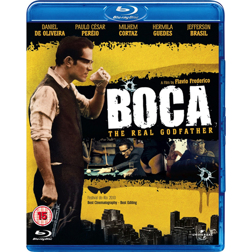 Boca (UK-import) (BLU-RAY)