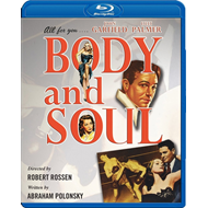 Body And Soul (BLU-RAY)