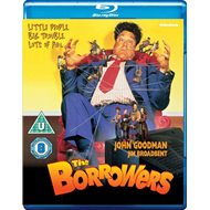 The Borrowers (UK-import) (BLU-RAY)