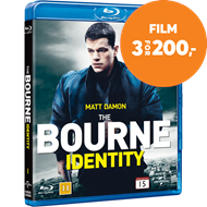Produktbilde for The Bourne Identity (BLU-RAY)