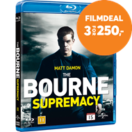 Produktbilde for The Bourne Supremacy (BLU-RAY)