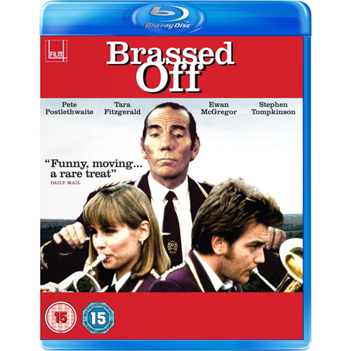 Brassed Off (UK-import) (BLU-RAY)