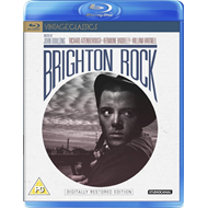 Brighton Rock (UK-import) (BLU-RAY)