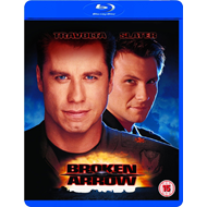 Broken Arrow (UK-import) (BLU-RAY)