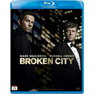 Broken City (BLU-RAY)