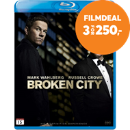 Produktbilde for Broken City (BLU-RAY)