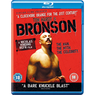 Bronson (UK-import) (BLU-RAY)