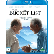 The Bucket List (UK-import) (BLU-RAY)